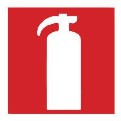 Sinalização de Extintores e bocas de Incêndio (2)