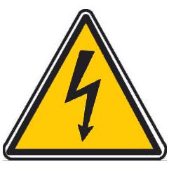 Sinalização de Advertência e Perigo